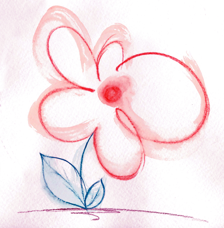 fiore_acquerello